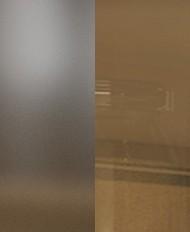Módulos com vidros nos padrões Miniboreal e Reflecta