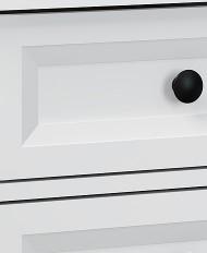 Molduras com desenho clássico exclusivo, produzida em MDF, caracterizando sofisticação a linha.